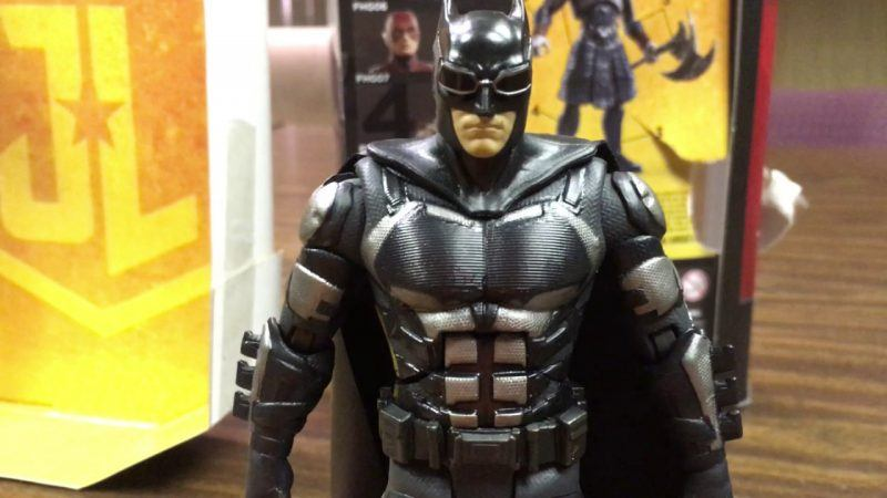 DC Comics Multiverse Justice League Batman Tact Suit Figure, 6 hot holiday toys 2017