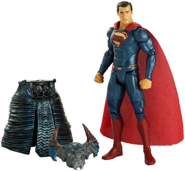 DC Comics Multiverse Justice League Superman Action Figure 6 hot holiday toys 2017
