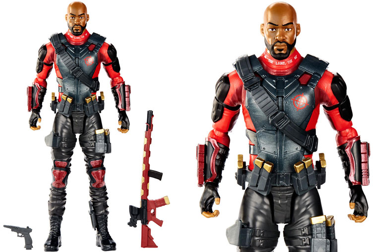 DC Comics Multiverse Suicide Squad Deadshot Figure 6 hot holiday toys 2017