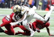 Drew Brees feels Thursday Night Football cost Saints Division win 2017 images