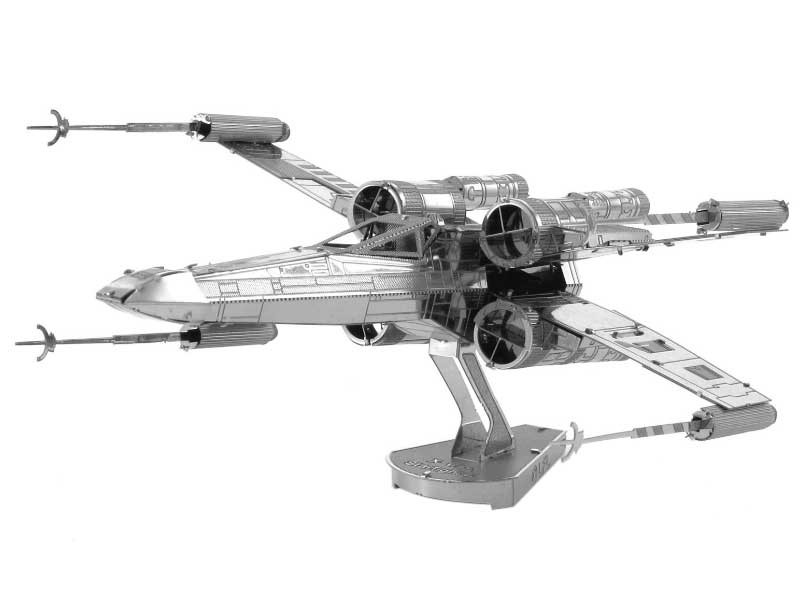 Fascinations Metal Earth Star Wars X-Wing 2017 hot holiday geek gift toys