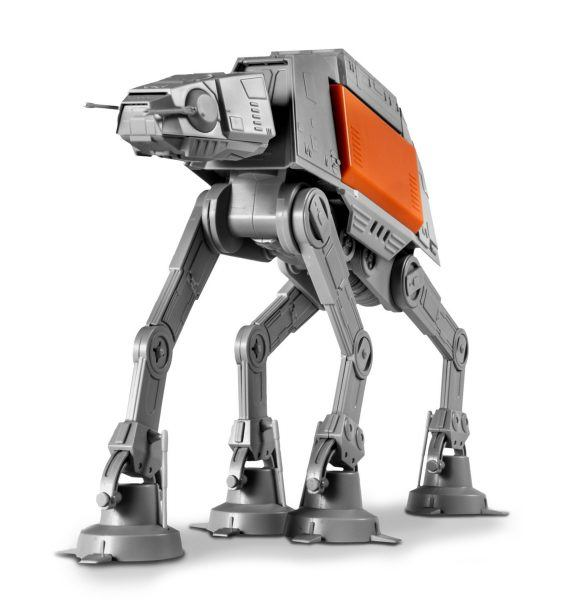 Revell 85-1636 Star Wars Snaptite Build and Play Imperial AT-AT Cargo Walker Building Kit 2017 holiday gifts