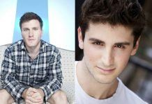 Noam Ash, Austin Bening Talk 'My Gay Roommate' and Homo-Hetero Power Couples 2017 images