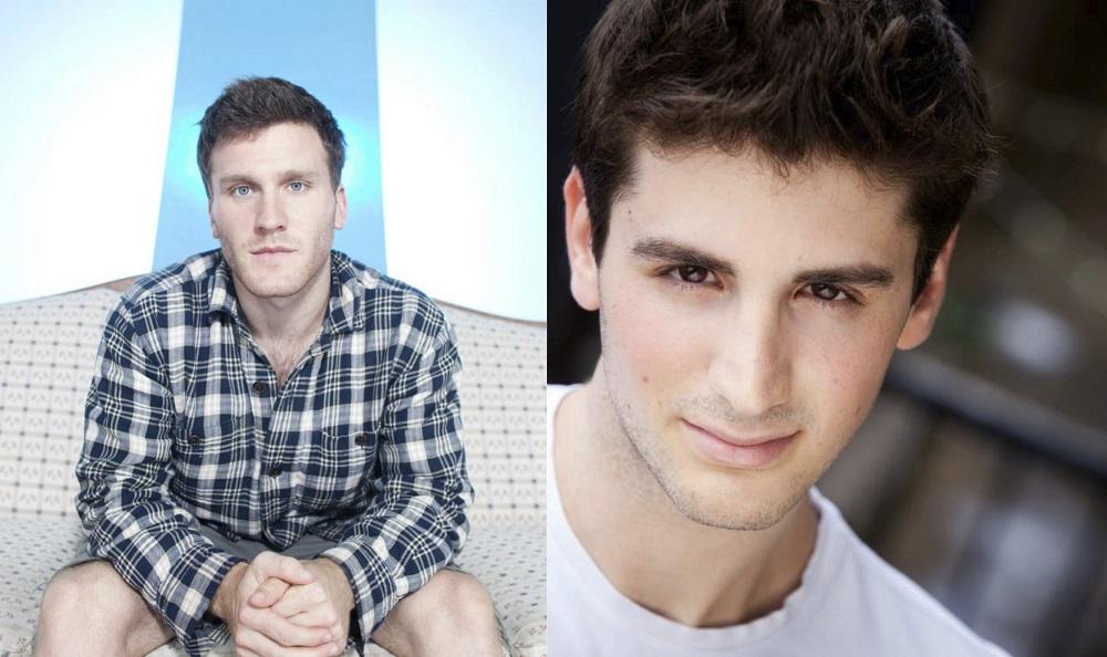 Noam Ash, Austin Bening Talk 'My Gay Roommate' and Homo-Hetero Power Couples 2017 images