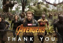 avengers infinity war gives marvel an early christmas present plus x-men 2017 images