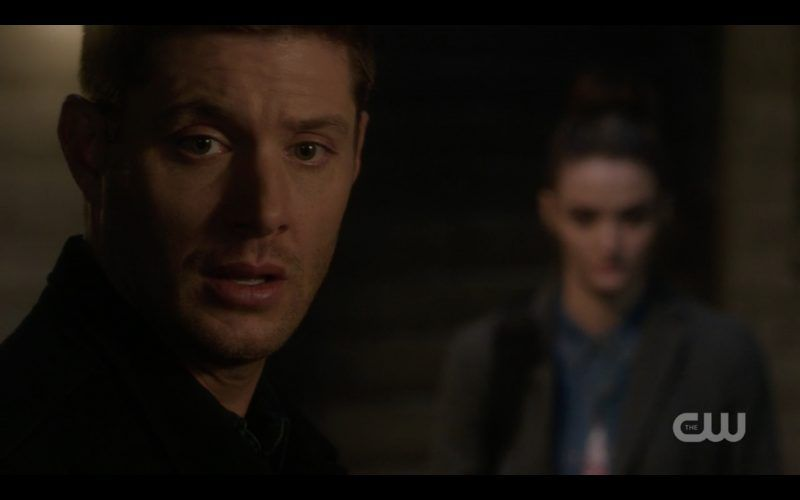 dean winchester freaks out over spiders supernatural frog scorpion