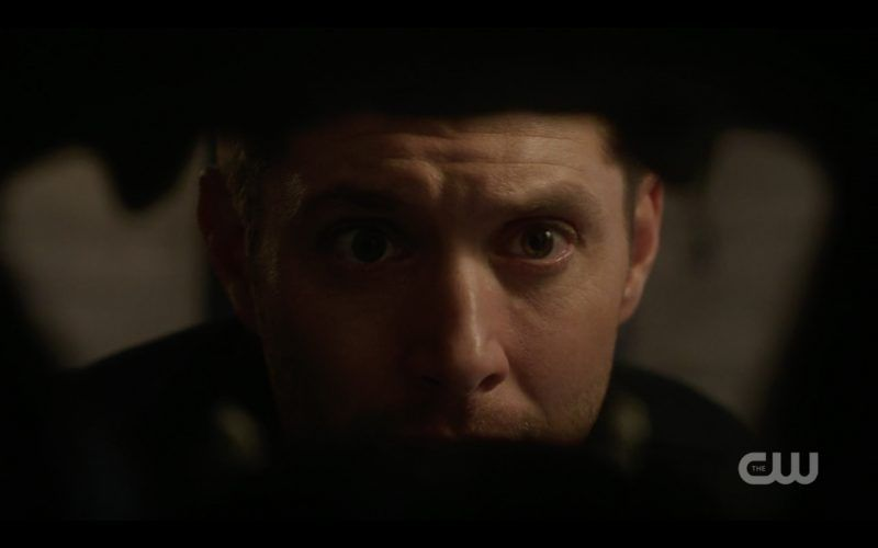 dean winchester peeping into alice supernatural hole 1308