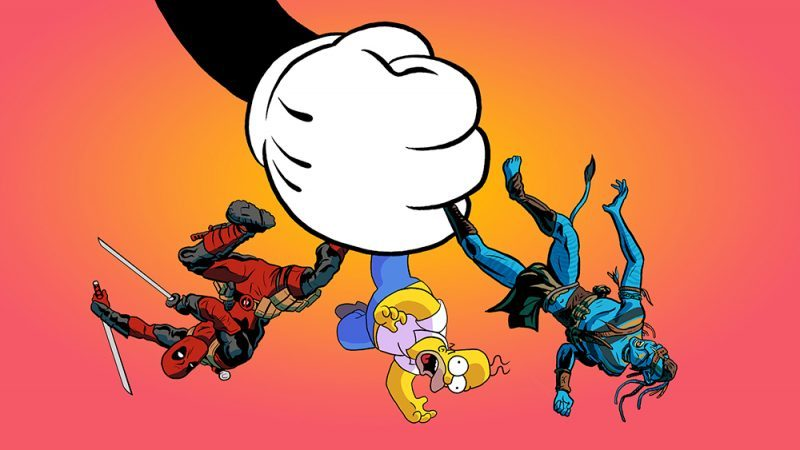disney fox merger traps superheros in the mouse house media empire