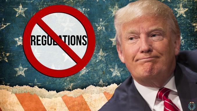 donald trumps regulations fact check 2017 images