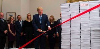 donald trumps regulations numbers fact check 2017 images