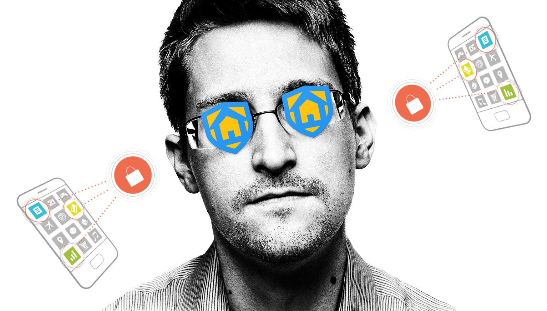 edward snowden haven app to prevent surveillance on android phones
