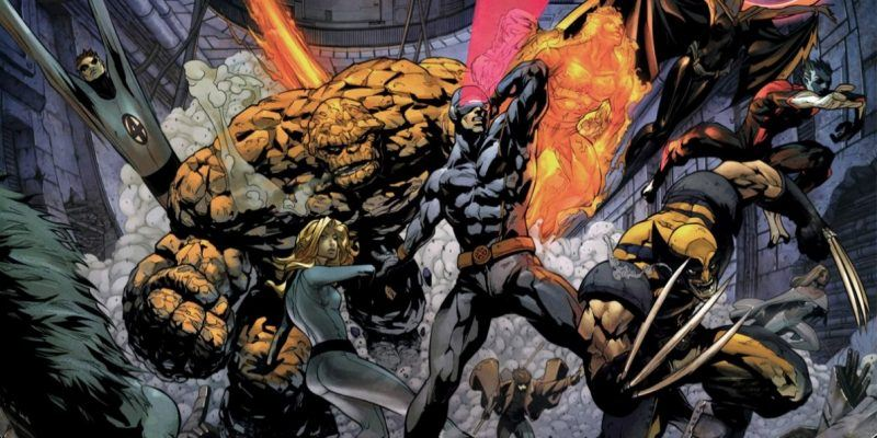fantastic four and x-men coming to marvel again