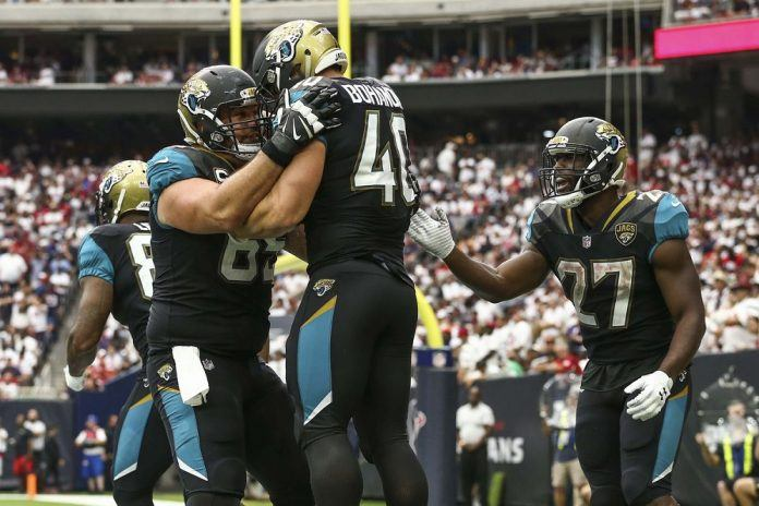 jacksonville jaguars suddenly need more seating for nfl fans with playoffs 2017 imagesjacksonville jaguars suddenly need more seating for nfl fans with playoffs 2017 images