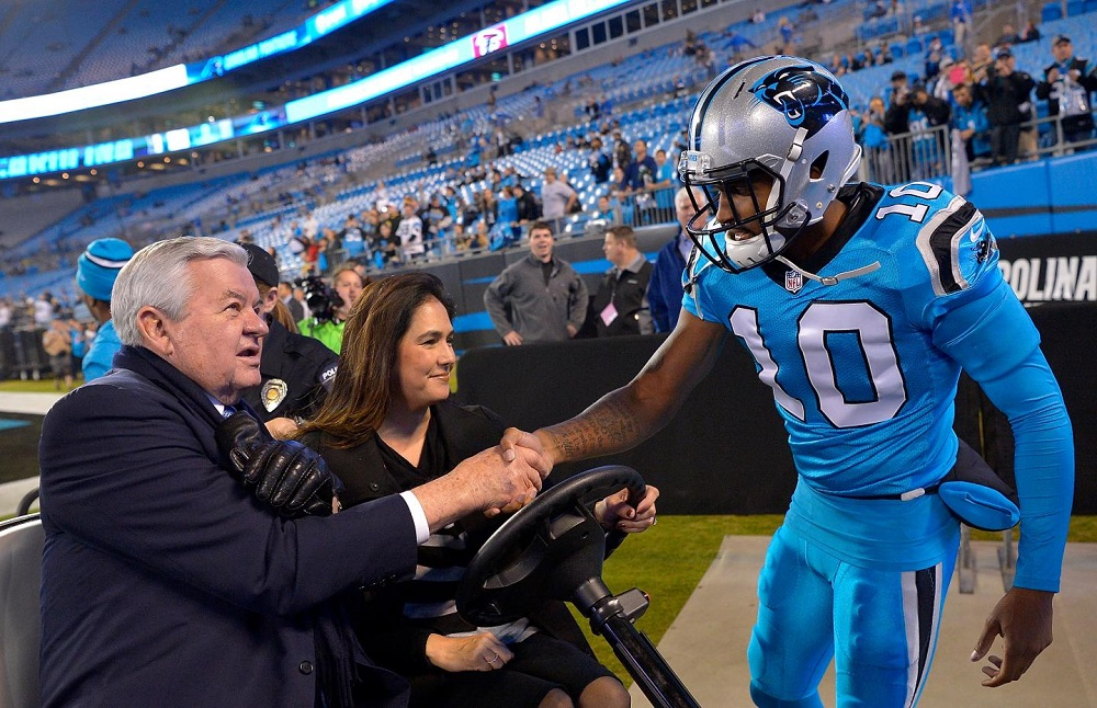 jerry richardson selling carolina panthers after multiple allegation hit 2017 images