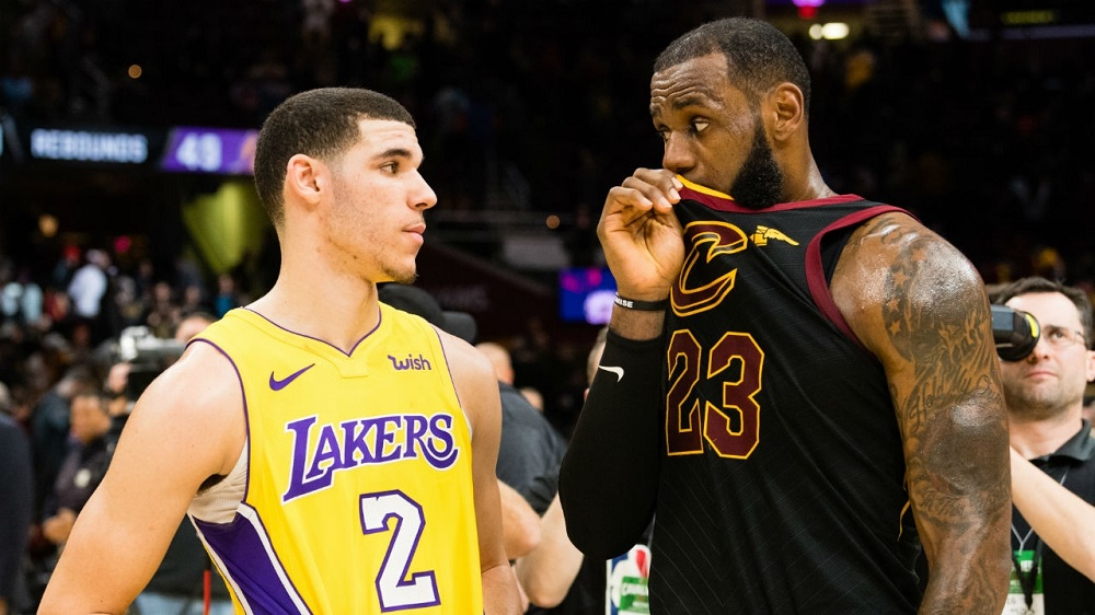 lebron james brings cavaliers out of slump mvp style 2017 images