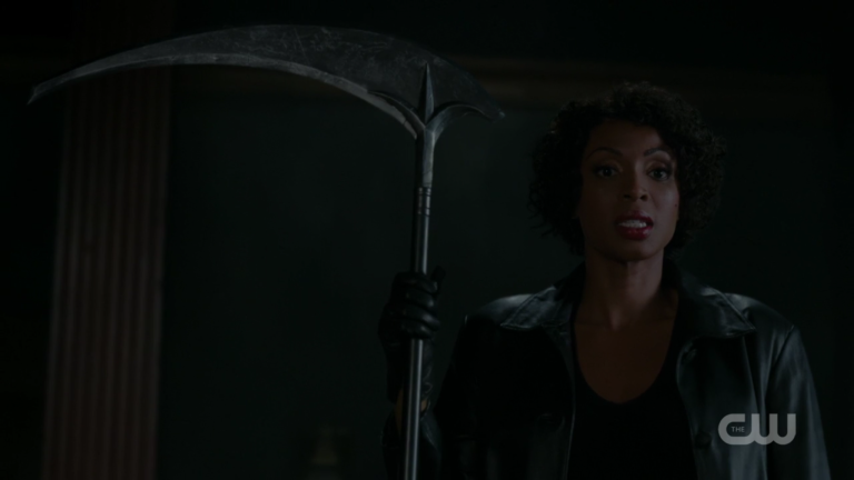 lisa berry supernatural death billie images