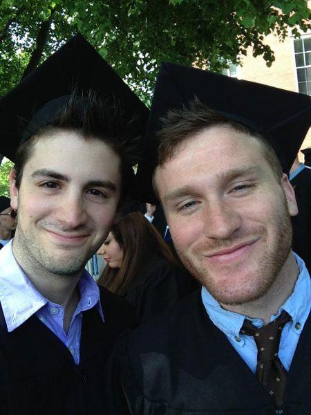 noam-ash-graduating-tufts-university-with-austin-bening