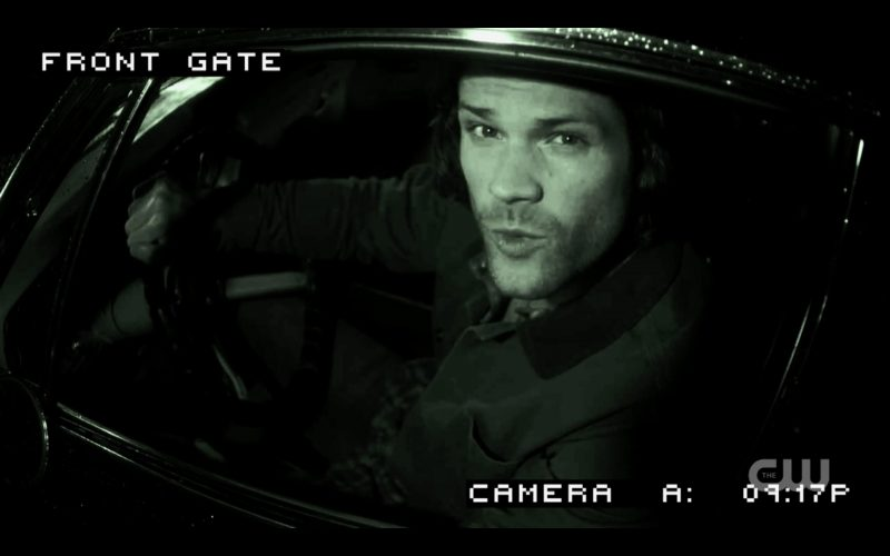 sam winchester driving baby impala supernatural 1308 scorpion