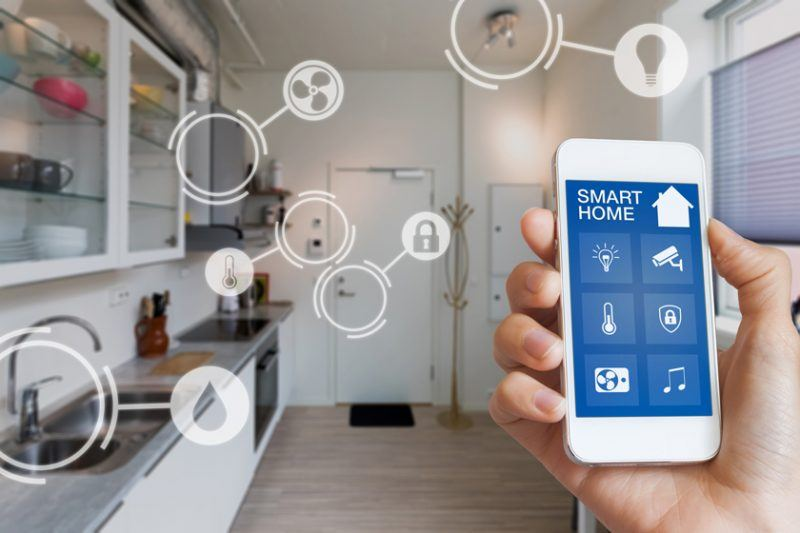 smart home internet trends for 2018