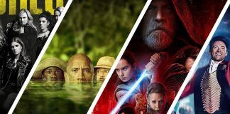 star wars the last jedi and jumanji dominate holiday box office weekend 2017 images