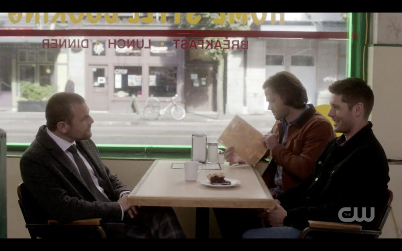 supernatural 1308 winchester brothers meet bart at diner