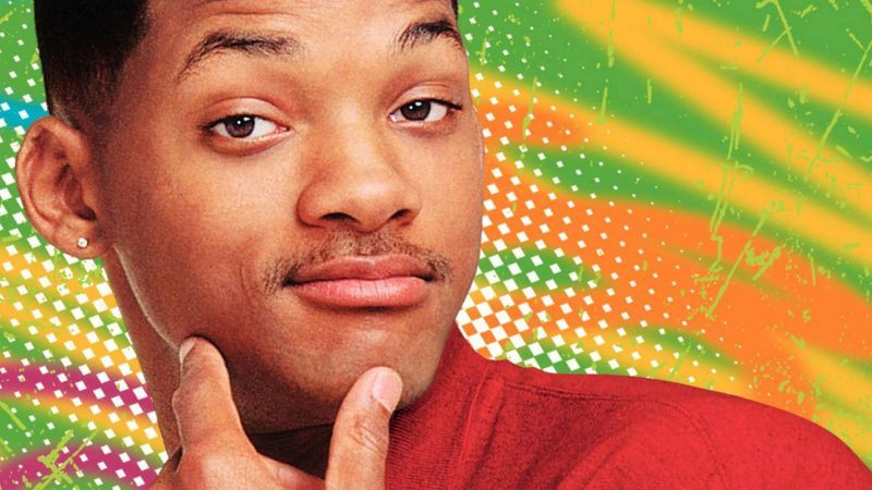 will smith cant watch fresh prince of bel air