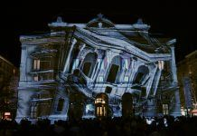 3d projection mapping hits pushing holograms out