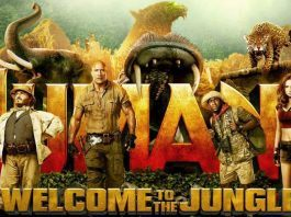 Jumamji Welcome to the Jungle – Another Great Video Game Movie 2018 images