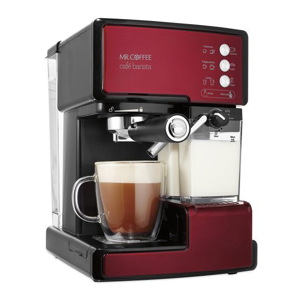 Mr. Coffee BVMC-ECMP 1106 Café Barista Espresso Maker Machine images