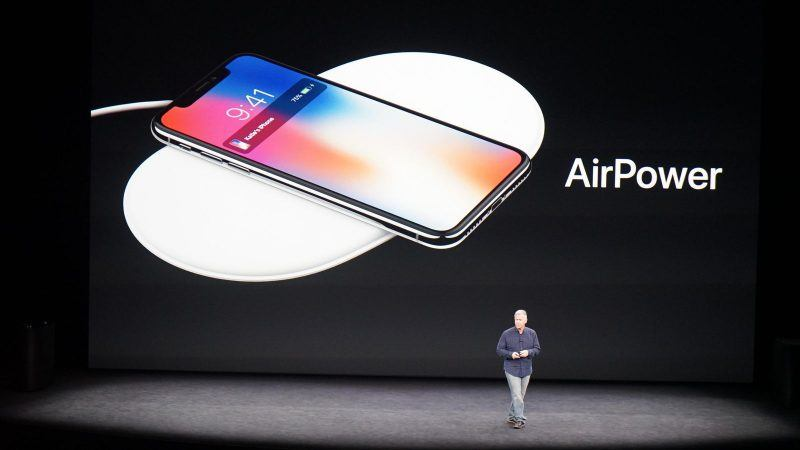 apple air power wireless chargers