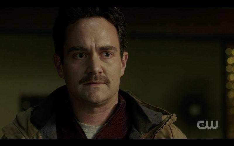 brendan taylor as officer doug jones supernatural mttg interview
