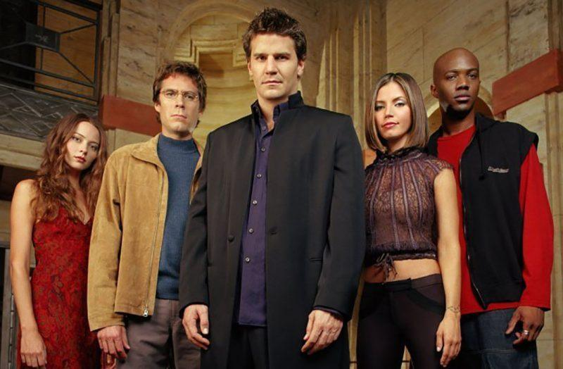 buffy spinoff angel tv show cw