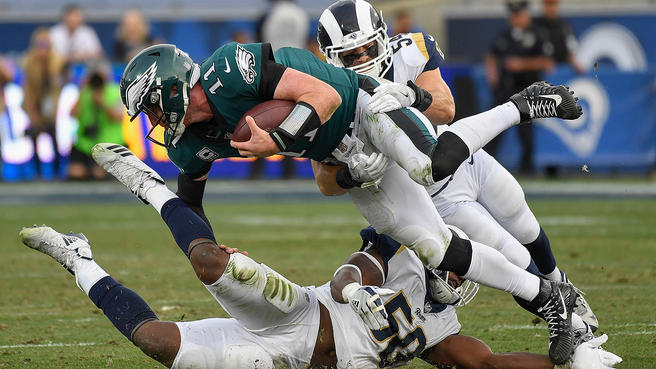 carson wentz injury doesnt hurt philadelphia eagles super bowl journey