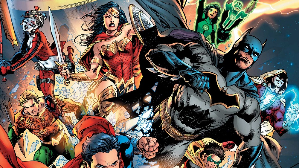 dc comics alternative universe 2018 images