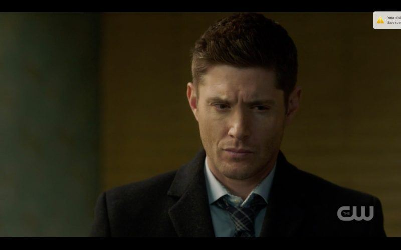 dean winchester with donna doug supernatural breakdown 1311