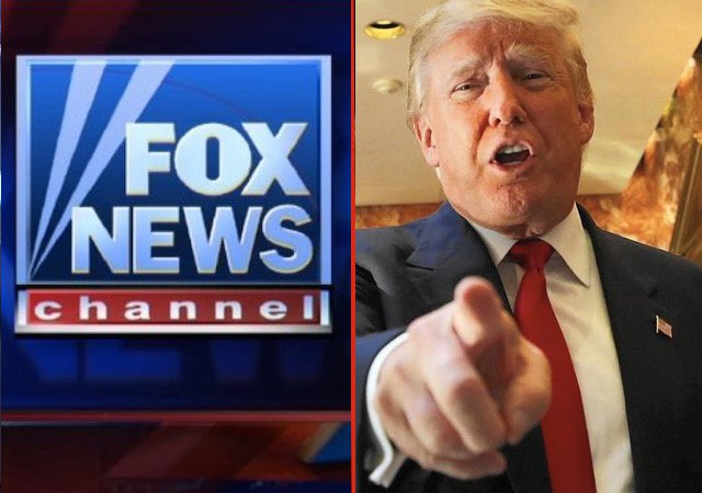 donald trump and fox news help