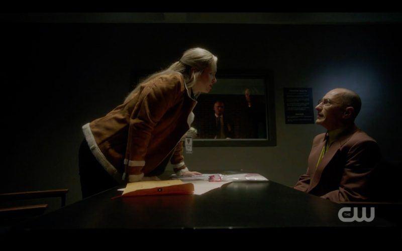 donna briana bruckmaster threatening supernatural breakdown