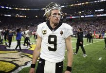 drew brees is ready to sign but will saints keep him 2018 images