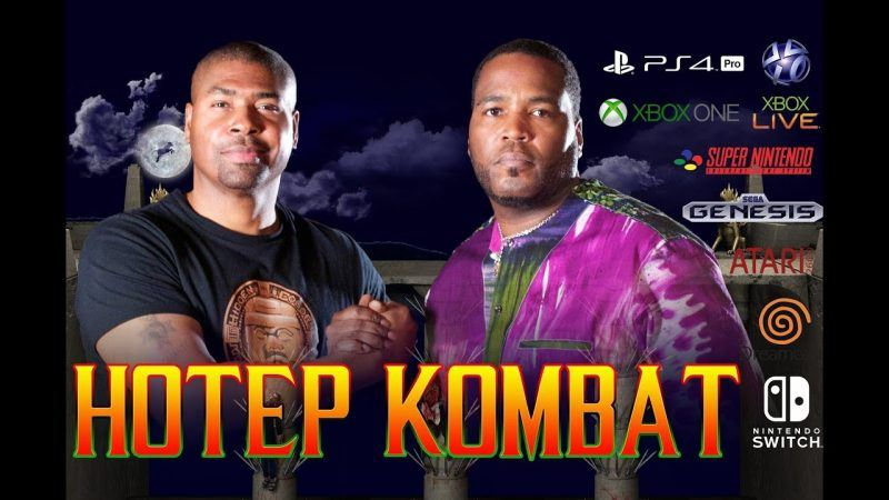 hotep kombat for tariq nasheed vs umar johnson