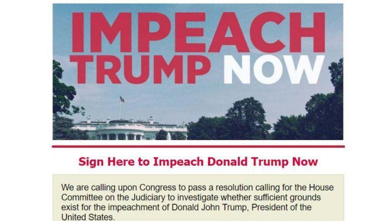impeach donald trump 2018