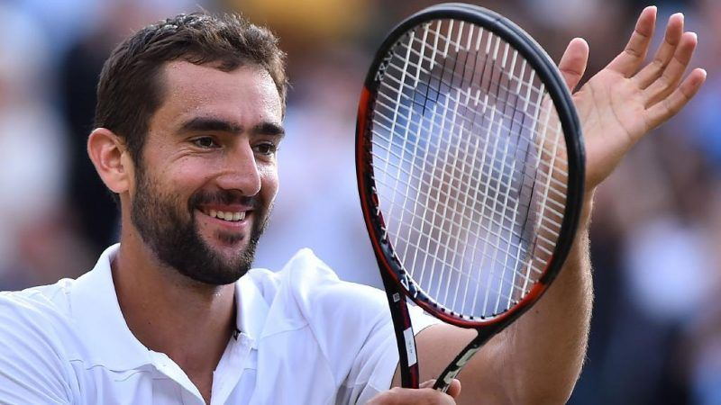 marin cilic tennis number 3 champion now with roger federer