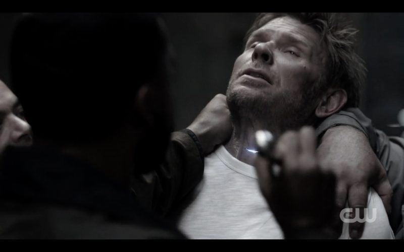 mark pellegrino lucifer stranged lucifer in supernatural cage