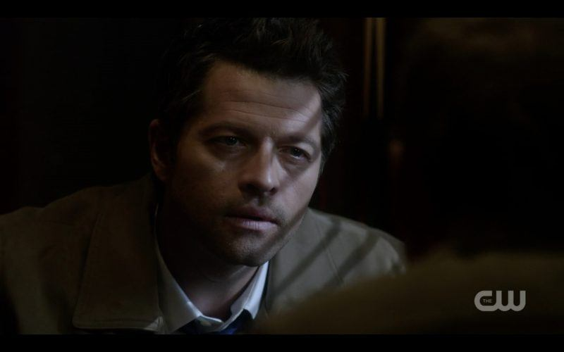 misha collins castiel film noir moment mttg interview