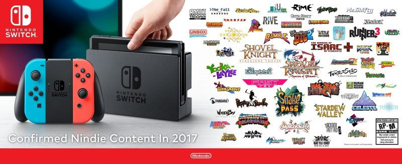 nintendo dominated 2017 in gaming