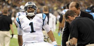 panthers not punished for cam newton injury 2018 images