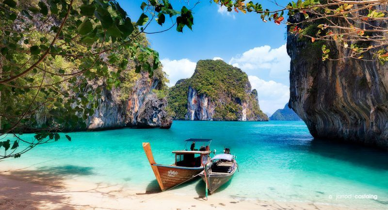 paradise islands thailand hottest beach holiday destinations