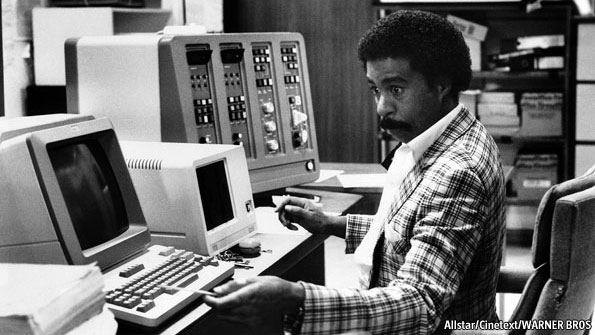 richard pryor working computer virus