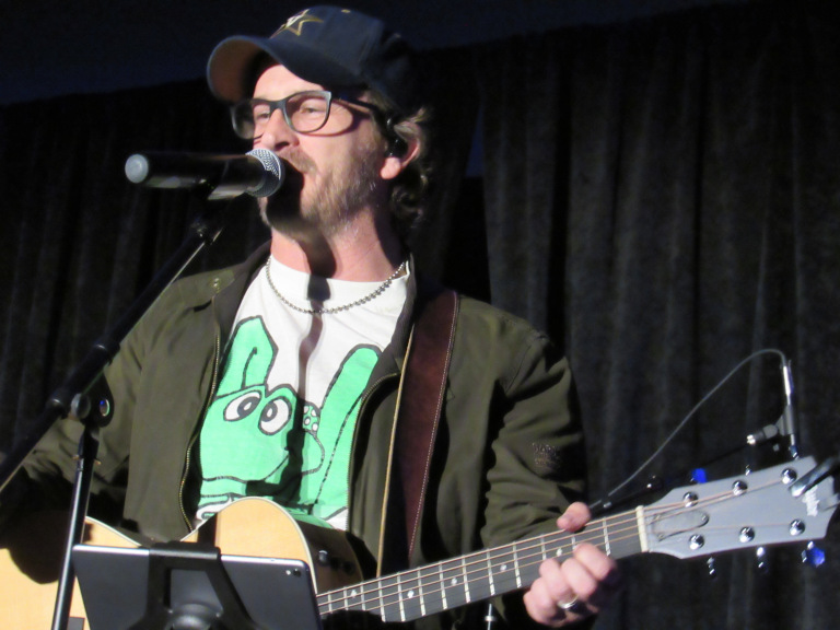 richard speight jr singing for new album