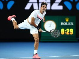 roger federer takes 20th major title in australia 2018 images