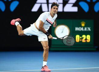 roger federer takes 20th major title in australia 2018 images